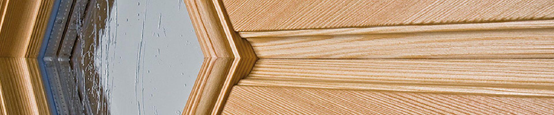 Haustüren aus Holz günstig kaufen
